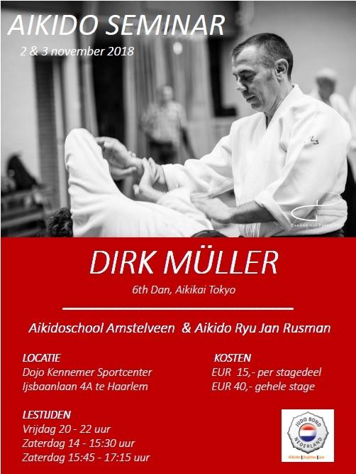 Dirk Muller stage 2-3 nov 18